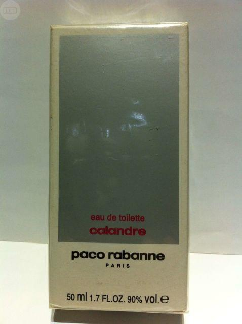 CALANDRE PACO RABANNE COLONIA 50 ML