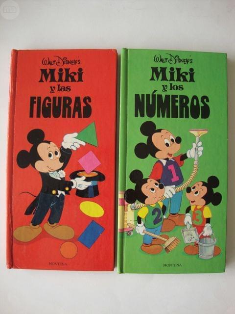 MIKI Y LAS FIGURAS Y LOS NÚMEROS 2 LIBRO - foto 1