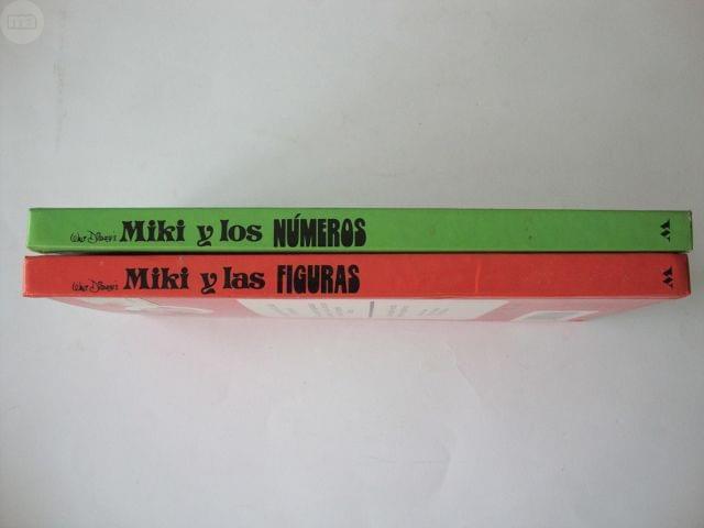 MIKI Y LAS FIGURAS Y LOS NÚMEROS 2 LIBRO - foto 3