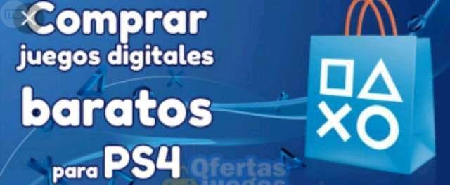 JUEGOS PS4 MAS PLUS