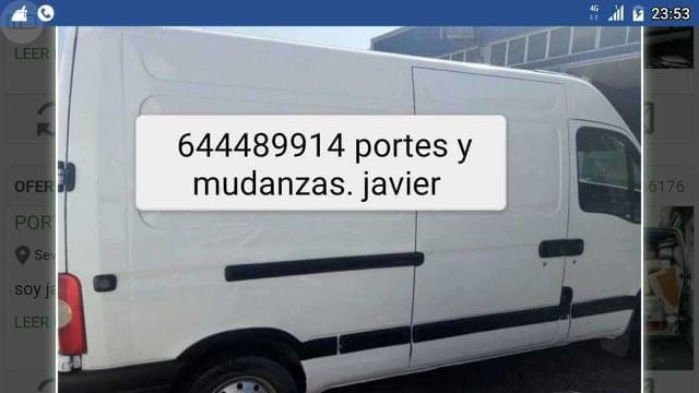 PORTES 644489914 MUDANZAS ECONOMICOS