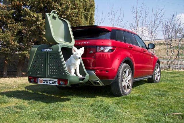 PORTAPERROS TOWBOX DOG V2