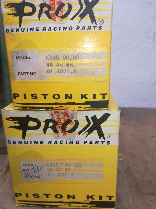 PISTONES PROX KAWASAKI KX65