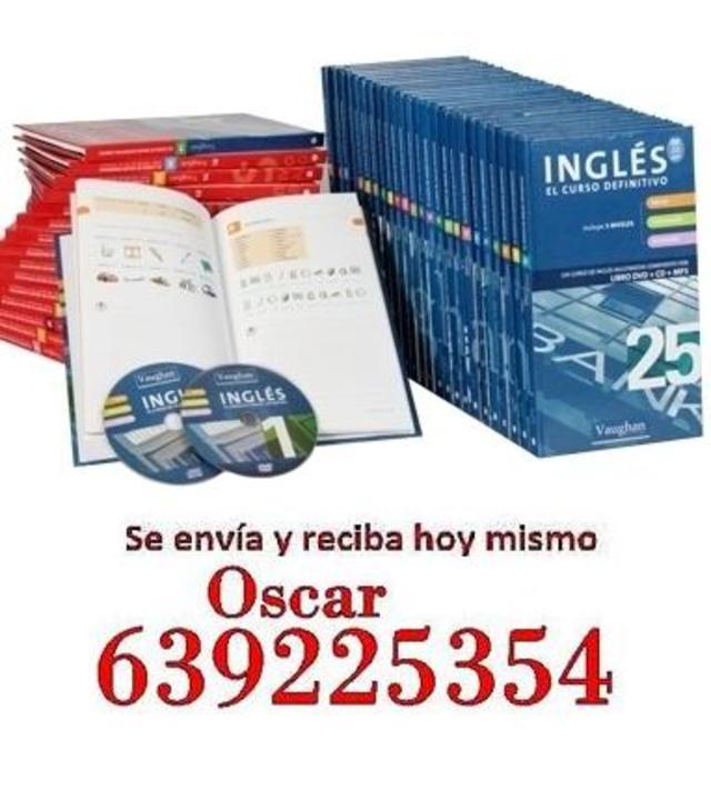 CURSO DE INGLES VAUGHAN COMPLETO