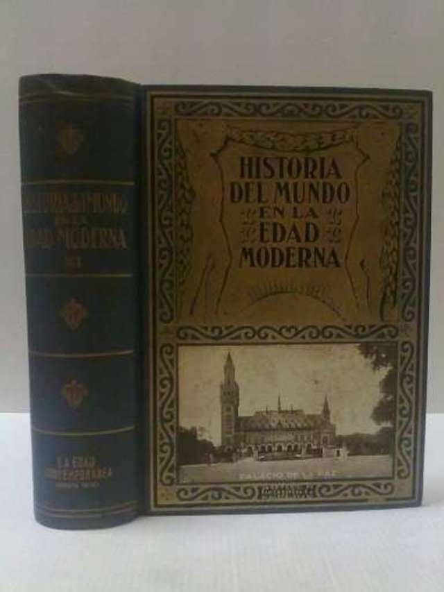 HISTORIA DEL MUNDO EN LA EDAD MODERNA-XI - foto 1