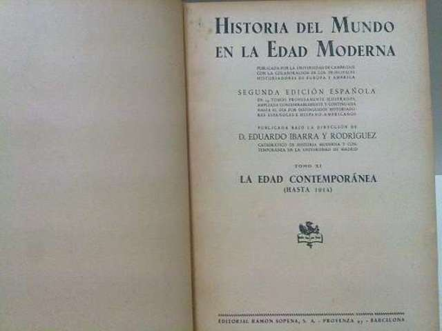 HISTORIA DEL MUNDO EN LA EDAD MODERNA-XI - foto 3