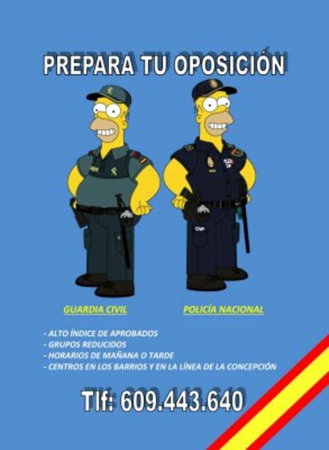 ACADEMIA POLICÍA N. Y G. CIVIL