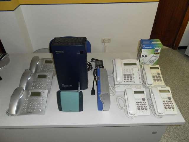 CENTRALITA Y TELEFONOS MULTIOFICINA