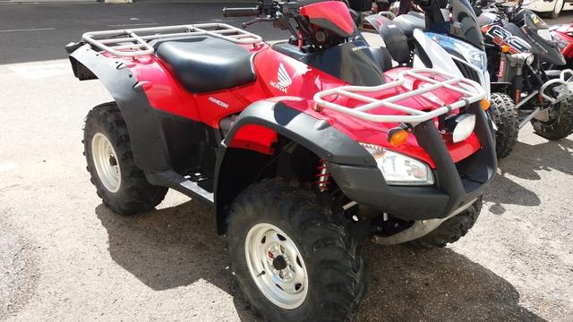 DESPIECE ATV - HONDA RINCON 650