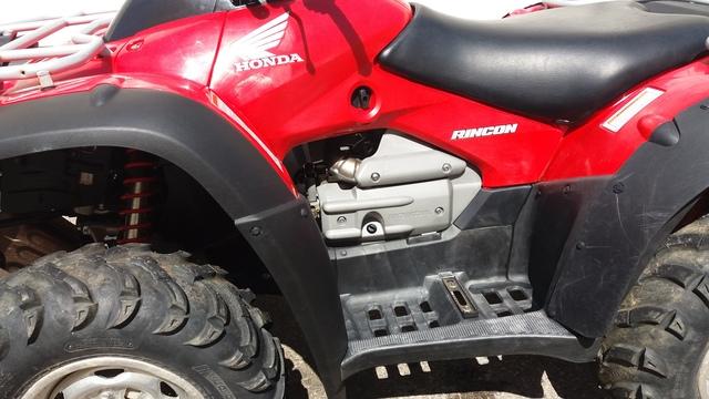 DESPIECE ATV 4X4 - HONDA TRX 650