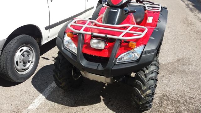 DESPIECE ATV HONDA - RINCON 650