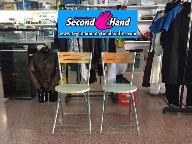 sillas de cocina de segunda mano