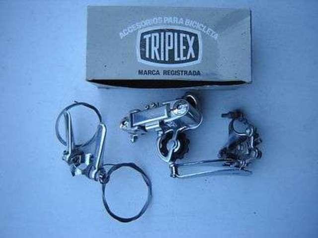 CAMBIO BICICLETA CLASICA TRIPLEX