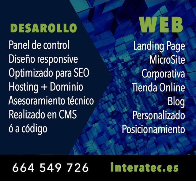 DISEÑADORES DE PÁGINAS WEB A MEDIDA - foto 1