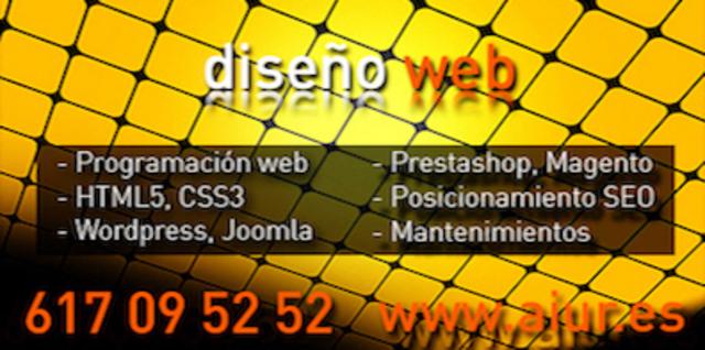 DISEÑADOR PÁGINAS WEB OPTIMIZADO - foto 1