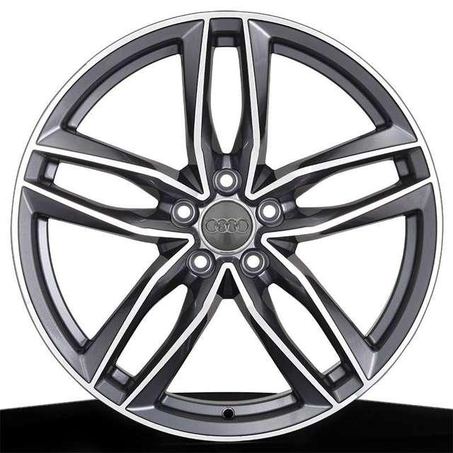 LLANTAS MODELO RS6 NEW 2016 18 Y 20