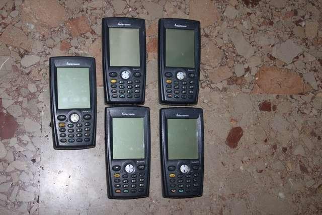 LOTE 5 PDA INTERMEC POCKET PC