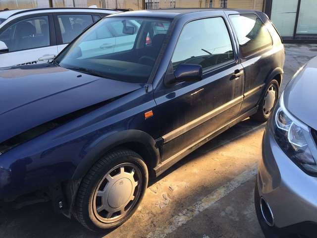 DESGUACE COMPLETO VW GOLF III GTI 1996