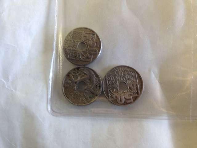 Monedas De 50 Centimos