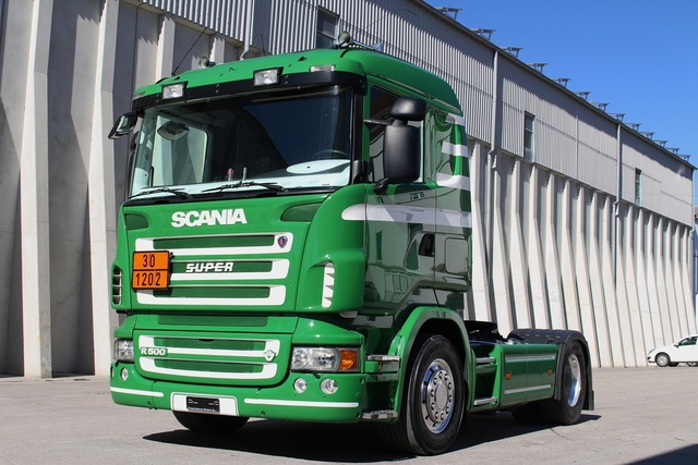 SCANIA - R500 HIGHLINE ADR
