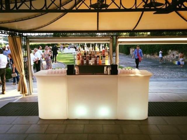 Barra De Bar Para Terraza Y Eventos