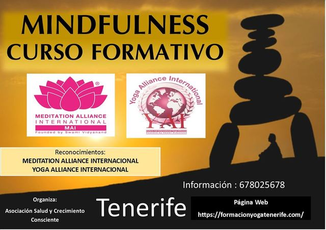 FORMACION EN MINDFULNESS (MEDITACION) - foto 1