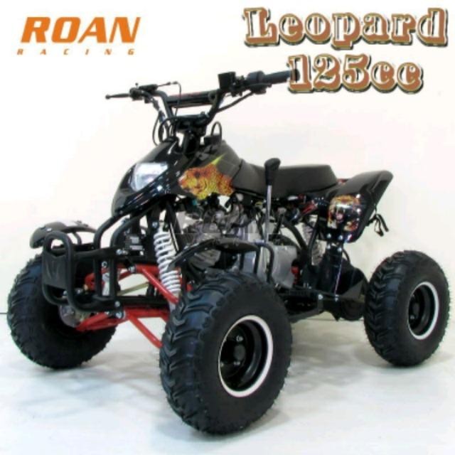 QUAD ROAN LEOPARD 125 CC