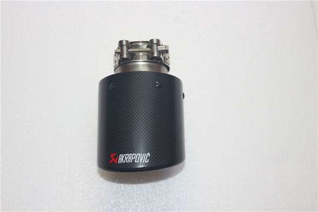COLAS DE ESCAPE AKRAPOVIC 63 MM