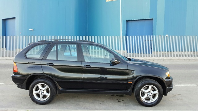 BMW - X5 GASOLINA 231 CV 4X4 NACIONA