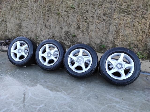 LLANTAS 15 OZ 5X112 AUDI, SEAT, VW, ETC