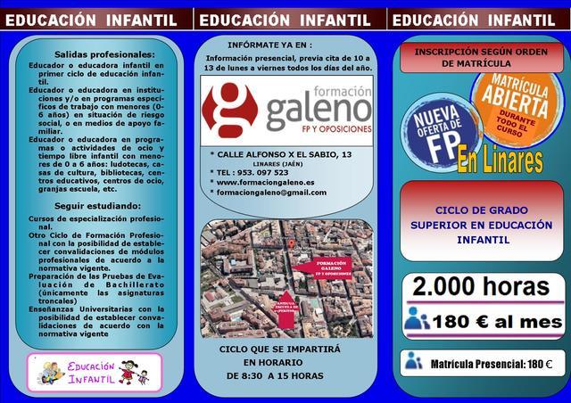 Ciclo Superior De Educación Infantil 180