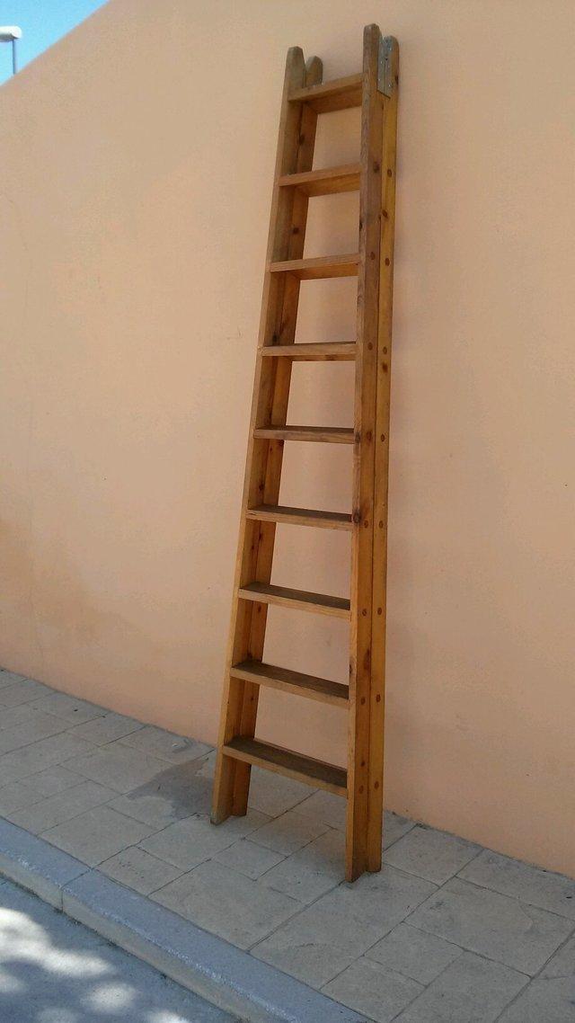 Mil anuncios com escalera madera de tijera espigada - Escalera madera ...