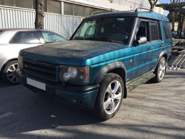DIFERENCIAL LAND ROVER DISCOVERY TD-5