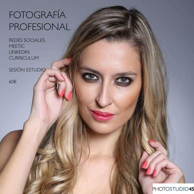 FOTOGRAFÍA PROFESIONAL REDES SOCIALES