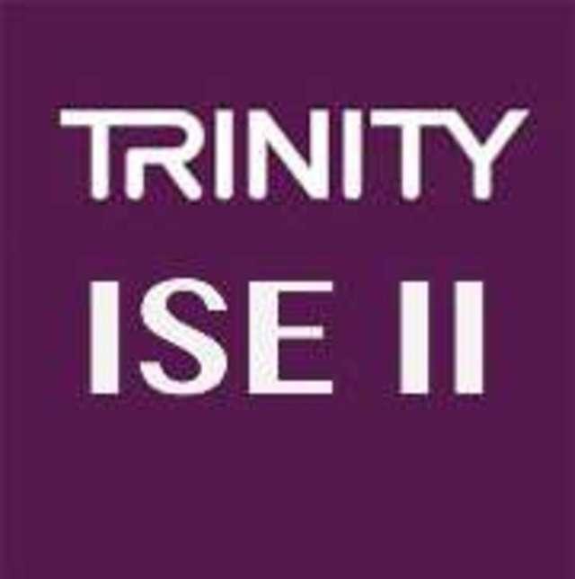 ISE II TRINITY CLASES INGLES GRANADA