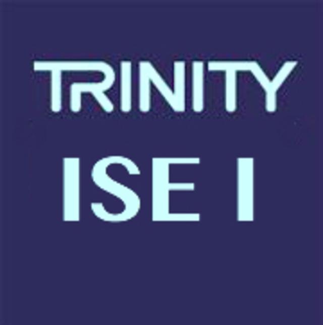 ISE I TRINITY CLASES INGLES GRANADA