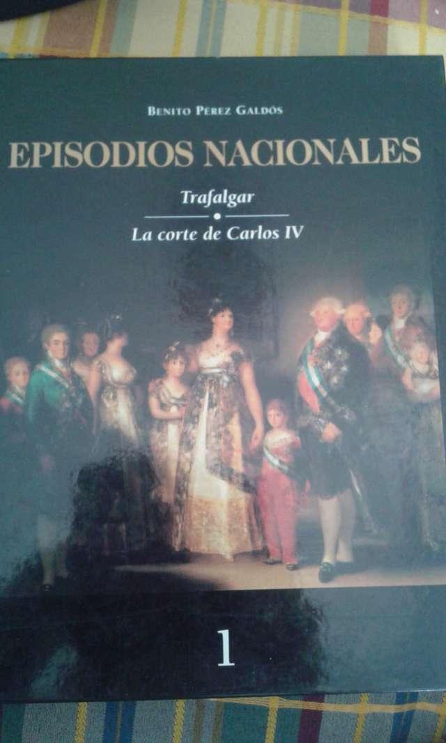 3 EPISODIOS NACIONALES - foto 1