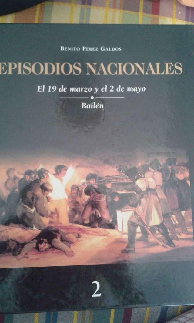 3 EPISODIOS NACIONALES - foto 2
