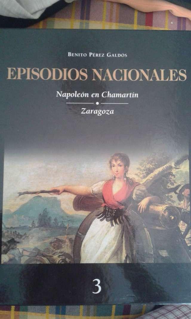 3 EPISODIOS NACIONALES - foto 3