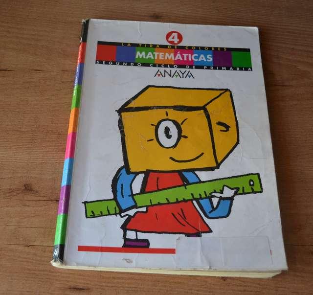 4º MATEMATICAS SEGUNDO CICLO DE PRIMARIA - foto 1