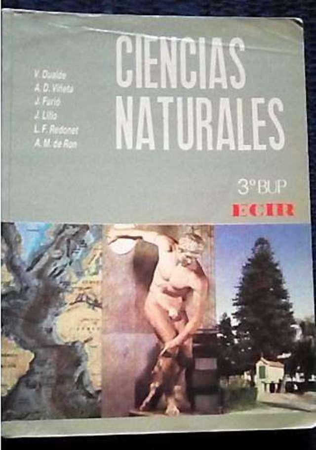 CIENCIAS NATURALES 3º BUP