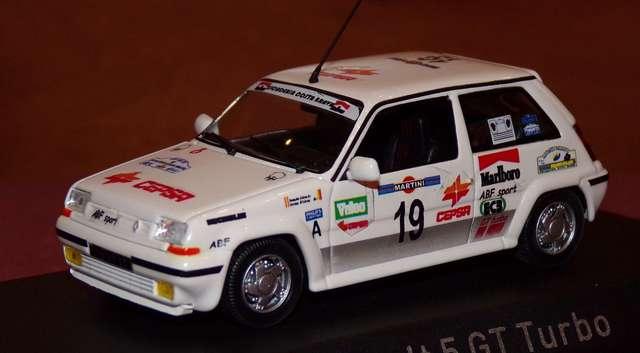 Renault 5 Gt Turbo Transkit(Solo Exterio