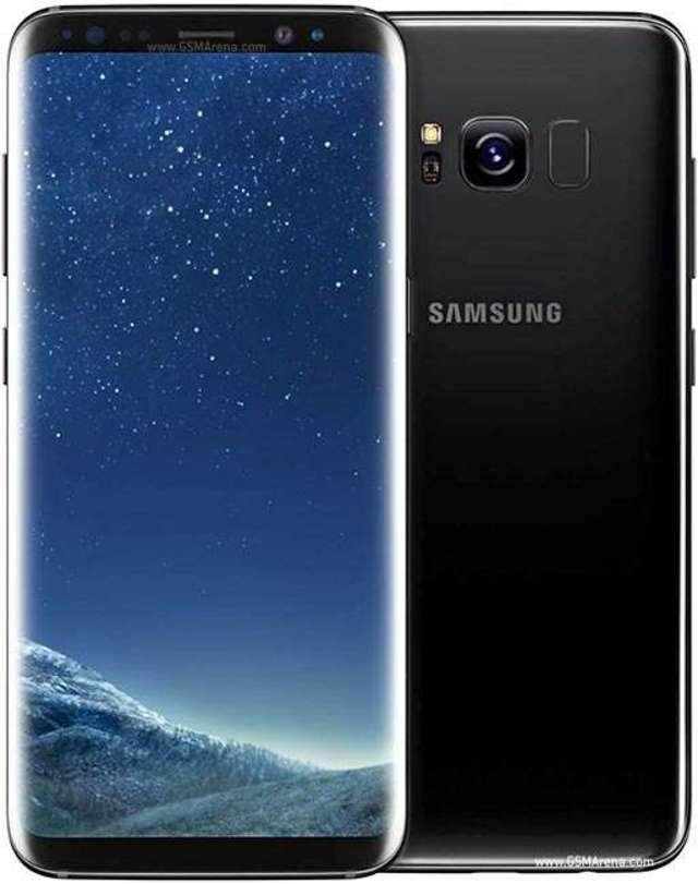 SAMSUNG S8 MIDNIGHT BLACK 64GB PRECINTAD