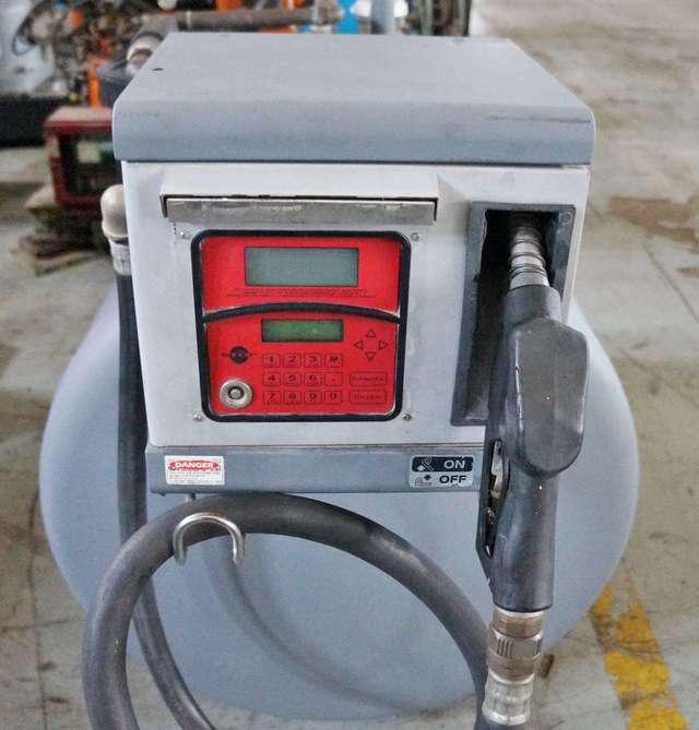 DEPÓSITO DE GASOIL - foto 2