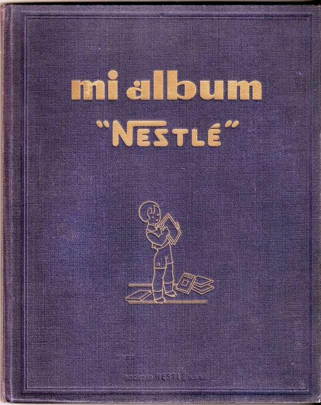 ALBUM NESTLE