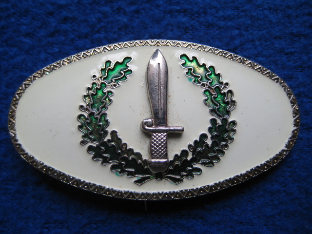Distintivo Oe,S. Tropa. 1964. Mod. 2