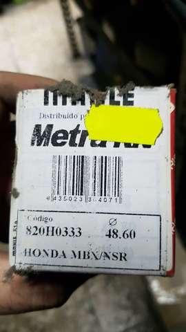 PISTÓN HONDA MBX 80 NSR