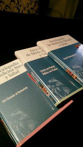 LIBROS DE MEDICINA NATURAL Y SALUD.