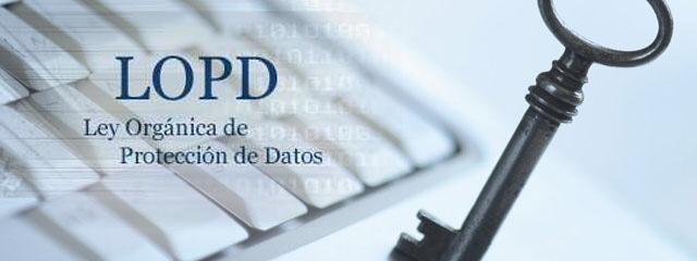 LEY DE PROTECCIÓN DE DATOS - foto 3