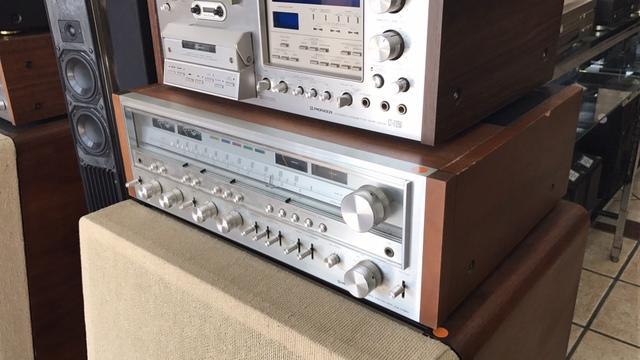 MIL ANUNCIOS COM - PIONEER SX 1080 Vintage 1978 240 WRMS